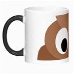 Poo Happens Morph Mugs Left