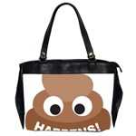 Poo Happens Office Handbags (2 Sides)  Front
