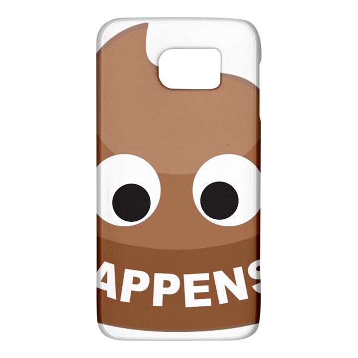 Poo Happens Galaxy S6