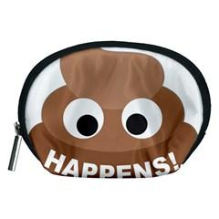 Poo Happens Accessory Pouches (medium)