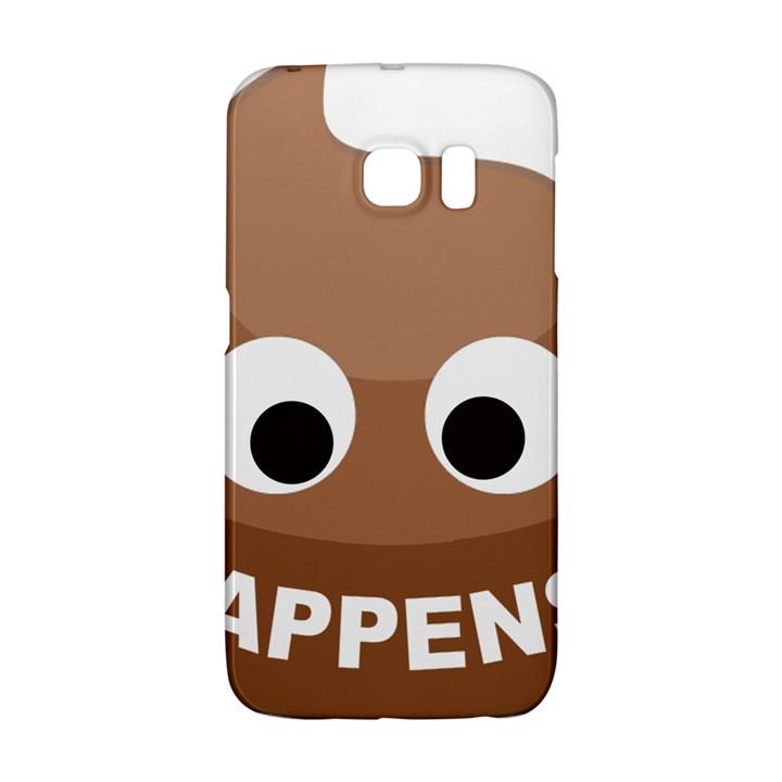 Poo Happens Galaxy S6 Edge