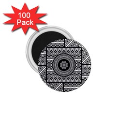 Wavy Panels 1.75  Magnets (100 pack)