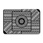Wavy Panels Small Doormat