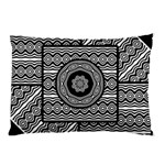 Wavy Panels Pillow Case