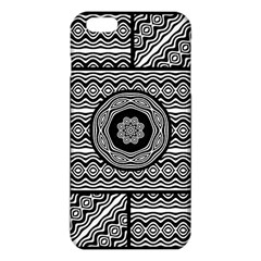 Wavy Panels Iphone 6 Plus/6s Plus Tpu Case by linceazul