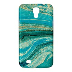 Mint,gold,marble,nature,stone,pattern,modern,chic,elegant,beautiful,trendy Samsung Galaxy Mega 6 3  I9200 Hardshell Case by 8fugoso