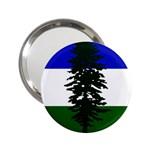 Flag of Cascadia 2.25  Handbag Mirrors Front