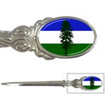 Flag of Cascadia Letter Openers Front