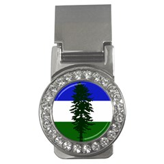Flag Of Cascadia Money Clips (cz)  by abbeyz71