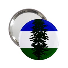 Flag Of Cascadia 2 25  Handbag Mirrors