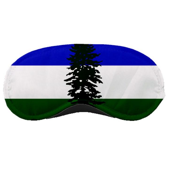 Flag of Cascadia Sleeping Masks