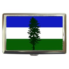 Flag Of Cascadia Cigarette Money Cases by abbeyz71