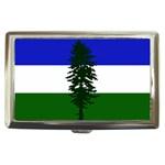 Flag of Cascadia Cigarette Money Cases Front