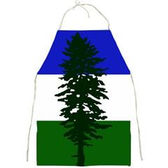 Flag Of Cascadia Full Print Aprons by abbeyz71