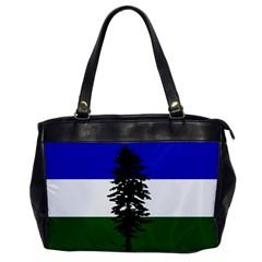 Flag Of Cascadia Office Handbags by abbeyz71