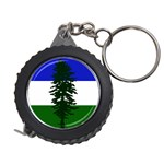 Flag of Cascadia Measuring Tape Front