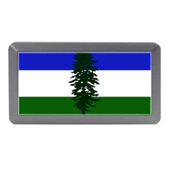 Flag Of Cascadia Memory Card Reader (mini) by abbeyz71