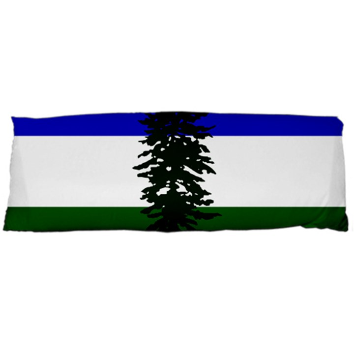 Flag of Cascadia Body Pillow Case (Dakimakura)