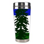 Flag of Cascadia Stainless Steel Travel Tumblers Center