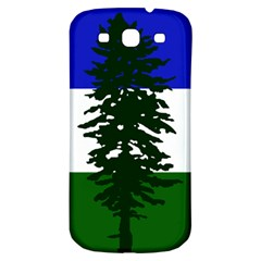 Flag Of Cascadia Samsung Galaxy S3 S Iii Classic Hardshell Back Case by abbeyz71