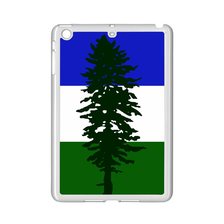 Flag of Cascadia iPad Mini 2 Enamel Coated Cases