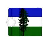 Flag of Cascadia Kindle Fire HDX 8.9  Flip 360 Case Front