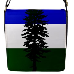 Flag Of Cascadia Flap Messenger Bag (s) by abbeyz71