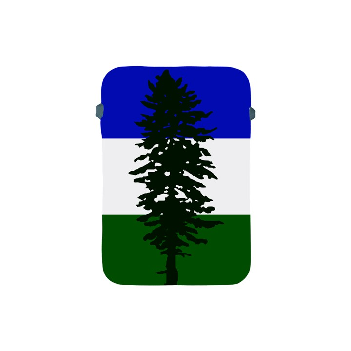 Flag of Cascadia Apple iPad Mini Protective Soft Cases