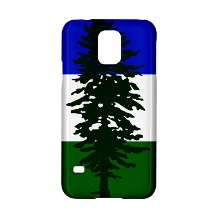Flag of Cascadia Samsung Galaxy S5 Hardshell Case