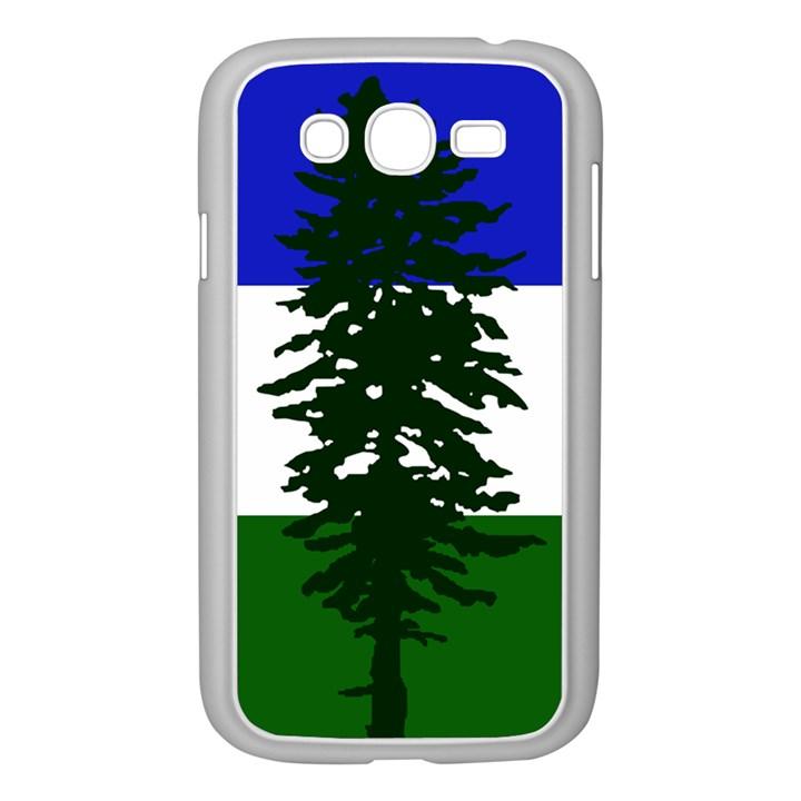Flag of Cascadia Samsung Galaxy Grand DUOS I9082 Case (White)