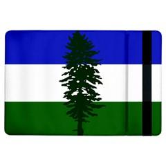 Flag Of Cascadia Ipad Air Flip by abbeyz71