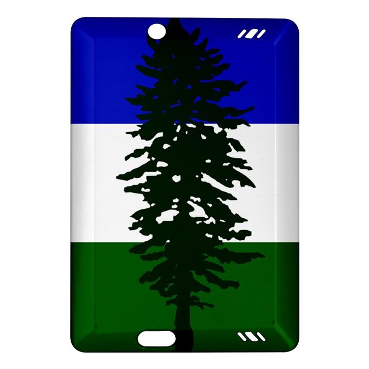 Flag of Cascadia Amazon Kindle Fire HD (2013) Hardshell Case
