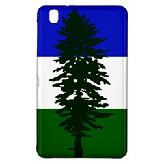 Flag Of Cascadia Samsung Galaxy Tab Pro 8 4 Hardshell Case by abbeyz71