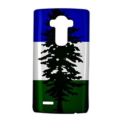 Flag Of Cascadia Lg G4 Hardshell Case by abbeyz71
