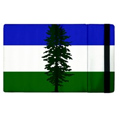Flag Of Cascadia Apple Ipad Pro 9 7   Flip Case