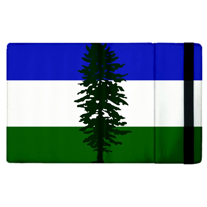 Flag of Cascadia Apple iPad Pro 9.7   Flip Case