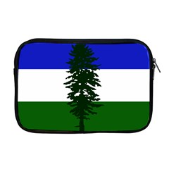 Flag Of Cascadia Apple Macbook Pro 17  Zipper Case