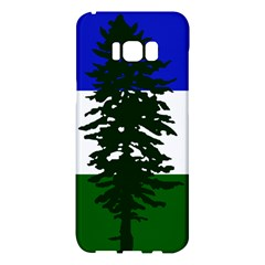 Flag Of Cascadia Samsung Galaxy S8 Plus Hardshell Case