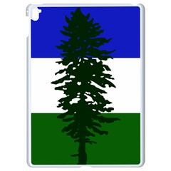 Flag Of Cascadia Apple Ipad Pro 9 7   White Seamless Case by abbeyz71