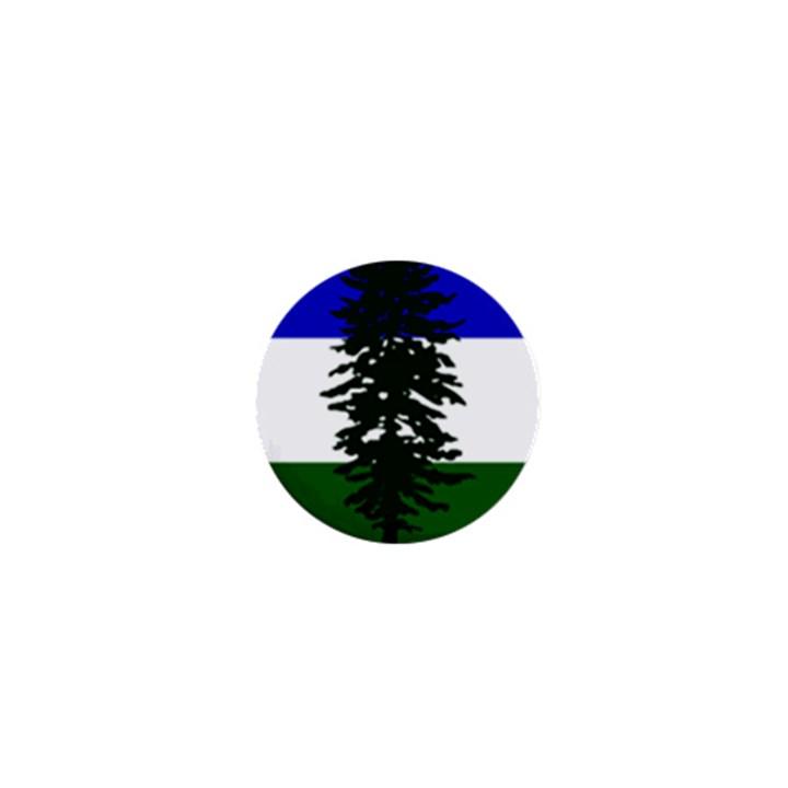Flag of Cascadia 1  Mini Buttons