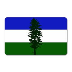 Flag Of Cascadia Magnet (rectangular) by abbeyz71