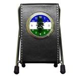 Flag of Cascadia Pen Holder Desk Clocks Front