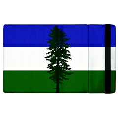 Flag Of Cascadia Apple Ipad 2 Flip Case by abbeyz71