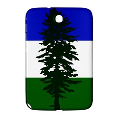 Flag Of Cascadia Samsung Galaxy Note 8 0 N5100 Hardshell Case  by abbeyz71