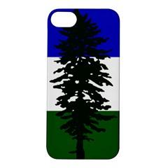 Flag Of Cascadia Apple Iphone 5s/ Se Hardshell Case