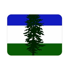 Flag Of Cascadia Double Sided Flano Blanket (mini)