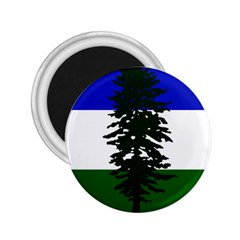Flag Of Cascadia 2 25  Magnets