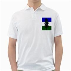 Flag Of Cascadia Golf Shirts