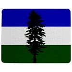 Flag of Cascadia Jigsaw Puzzle Photo Stand (Rectangular) Front