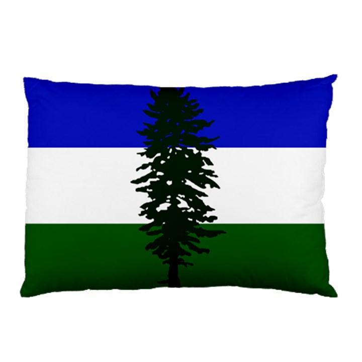 Flag of Cascadia Pillow Case